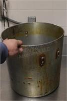 36 Qurt Aluminum Stock Pot (1 handle)