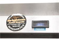 Beverage Air model KF48-1AS 2 door freezer