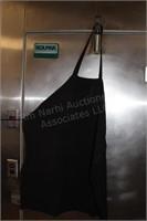 15 pc cook aprons black