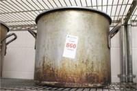 Duraware 16quart aluminum stock pot