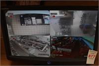 4 camera security system.