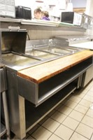 Sturdi Built commercial hot/chaffing table