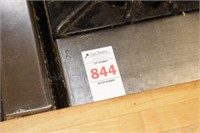 """46x31x12"""" commercial 4 burner stove top"""