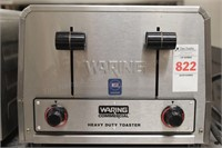 Waring commercial heavy duty toaster