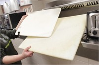 2 pc nylon cutting boards