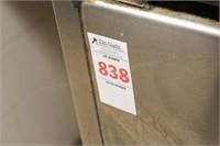 "36x24"" commercial griddle"