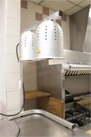 Centinal KX0043 Dual bulb heat lamp