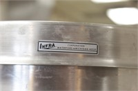 Infra rotary check holder