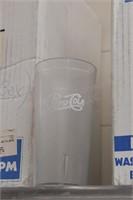 72 pc 20oz clear pepsi cups