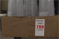36 pc 20oz clear pepsi cups