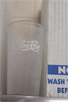 72 pc 16oz clear pepsi cups