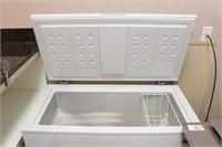 "Criterion 37x20x34"" mini chest freezer"