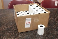 "37 pc 2.25"" x 8.5' thermal rolls"