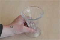 6 pc Glass sundae cups