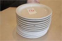"12 pc ITI 7"" Plates"