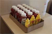Ketchup, Mustard and Condiment Dispensers