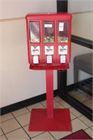 Route Pro 3 Section Candy Dispenser