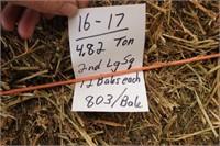 Hay, Bedding, Firewood #4 (01/23/19)