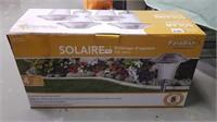 New LED Solar Lights