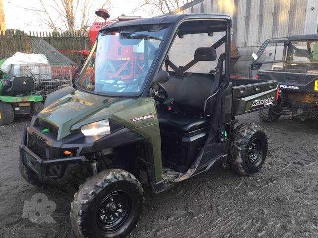 Used 2017 Polaris Ranger For In Ormskirk United Kingdom Id 30947161 Farm And Plant
