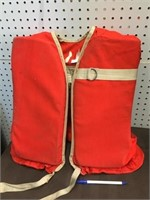 COLLECTIBLE LIFE JACKET