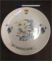 NEW BRUNSWICK COLLECTOR PLATE