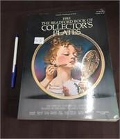 BOOK - COLLECTOR PLATES