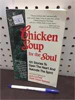 BOOK - CHICKEN SOUP FOR THE SOUL