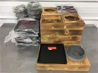 9 Table Server Kits