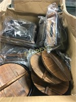 Box of Table Size Rice Bowl Servers