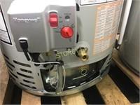 Bradford White 50 Gal Gas Hot Water Heater -dinged