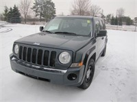 2008 JEEP PATRIOT 269055 KMS