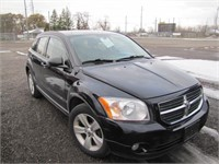 2011 DODGE CALIBER UPTOWN 162464 KMS