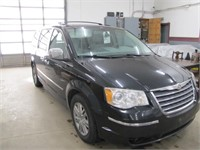 2009 CHRYSLER TOWN AND COUNTRY 245839 KMS