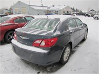 2007 CHRYSLER SEBRING 111495 KMS