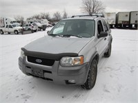 2003 FORD ESCAPE XLT 226556 KMS