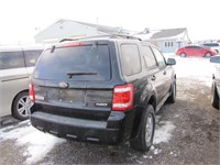 2009 FORD ESCAPE 206647 KMS
