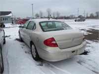2009 BUICK ALLURE 147135 KMS