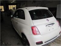 2012 FIAT 500 175362 KMS
