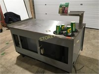 Subway S/S Counter w/ Drink