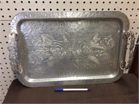 METAL ETCHED TRAY