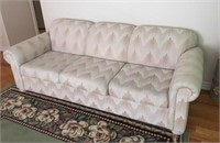 SEALY CHESTERFIELD IN EXCELLENT CONDITION