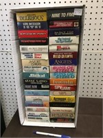 BOX VHS MOVIES