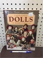 BOOK - DOLLS