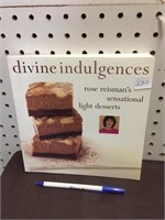 BOOK - DIVINE INDULGENCES
