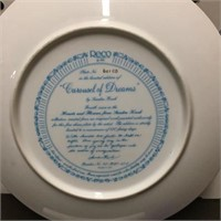CAROUSEL OF DREAMS COLLECTOR PLATE