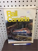 BOOK - RAIL CANADA