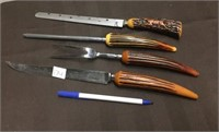 BONE HANDLE KNIVES GROUP