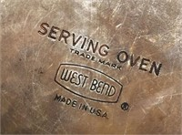 SERVING OVEN