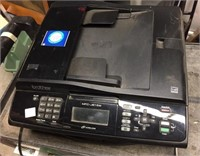 BROTHER WIRELESS PRINTER, FAX, SCAN, COPY